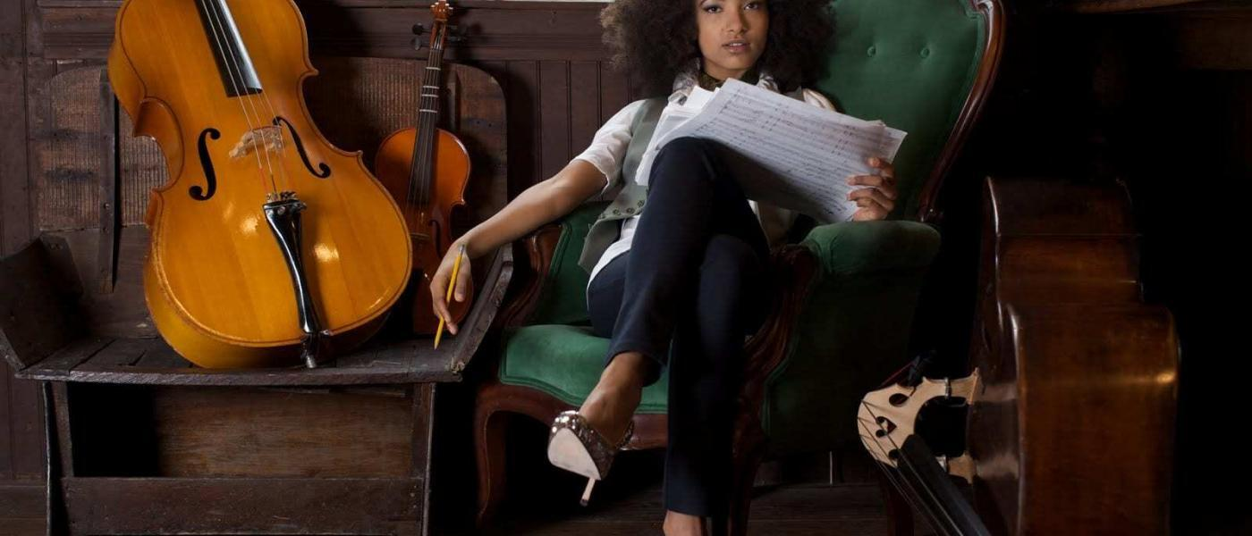 Esperanza Spalding interview with Ray Spaddy, OnTheGig