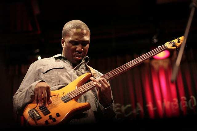 Derrick Hodge OnTheGig interview with Ray Spaddy