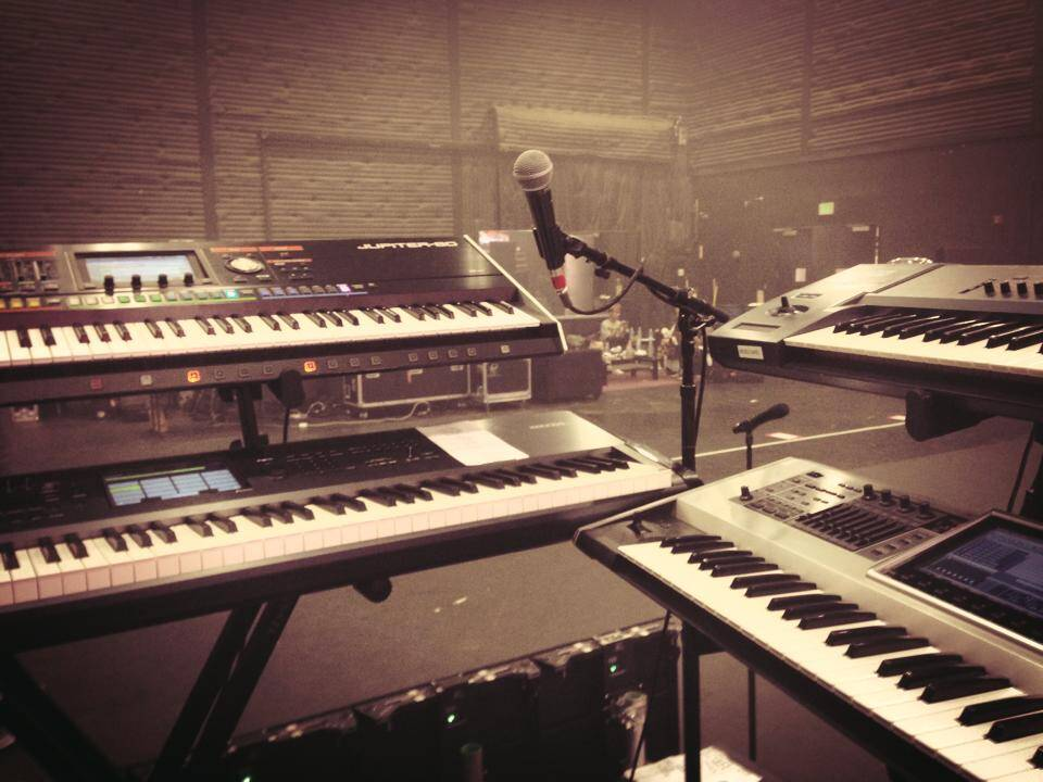 Want to Be a Coachella VIP? Join Pharrell's Keyboardist During the Show Tonight!