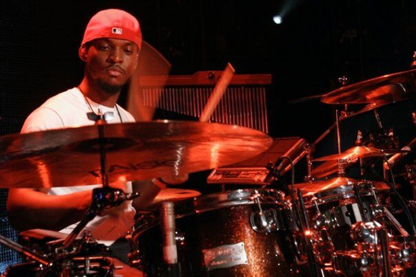 John Legend's New Drummer Gives a Tour of his Drum Set